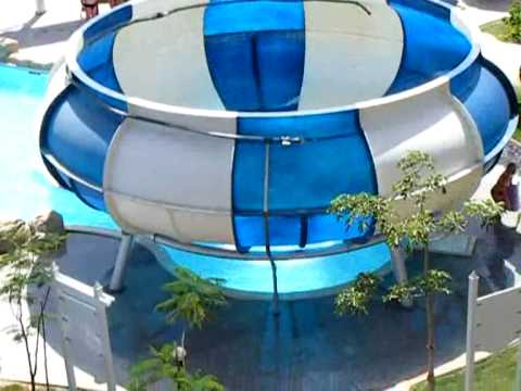 Jungle aqua park whirlpool youtube - Aqua whirlpools ...