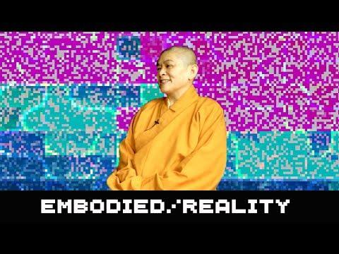 A Buddhist Nun's Take on Virtual Reality : Venerable Yifa at Woodenfish Shanghai 2017