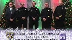 CCTV 2011 Holiday Greeting: Salem Police Department Administration