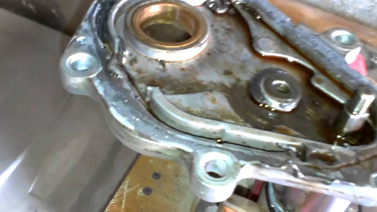 whats inside a transfer case encoder motor