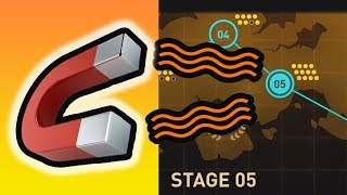 sKY FORCE RELOADED  Recommended Magnet Level For Farming Stage 5