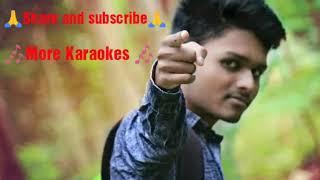 🎤Adiyeh kirukki song Karaoke 🎤