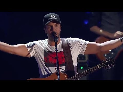 "Luke Bryan ""Most People Are Good"""