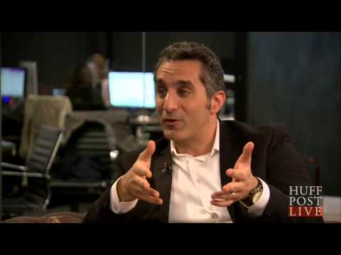 Bassem Youssef On Openly Gay Guest | HPL