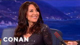 """Katey Sagal Offers Conan A Role On """"Sons Of Anarchy"""" - CONAN on TBS"""