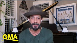 Backstreet Boys' AJ McLean joins 'Dancing With the Stars' cast l GMA