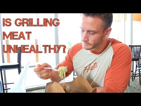 How to Grill Meat the Healthy Way: Thomas DeLauer