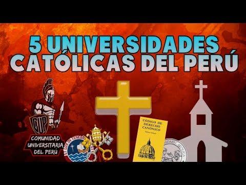 05 Universidades Católicas Del Perú