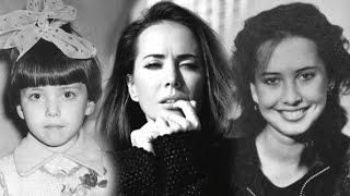 Жанна Фриске в детстве  Видео из домашнего архива  1987 г