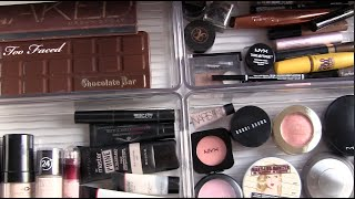 What's In My Makeup Drawer | Current Favorite Makeup 2015