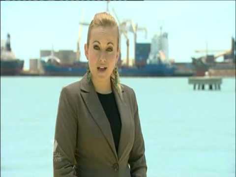 NSS and Marianna Shipping increase trade in Port of Townsville