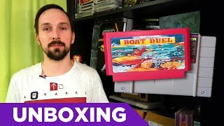 Unboxing: Картридж Boat Duel с AliExpress