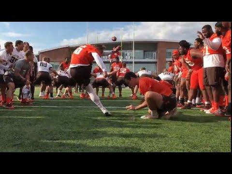 Coach offers scholarship if kicker scores 53-yard field goal