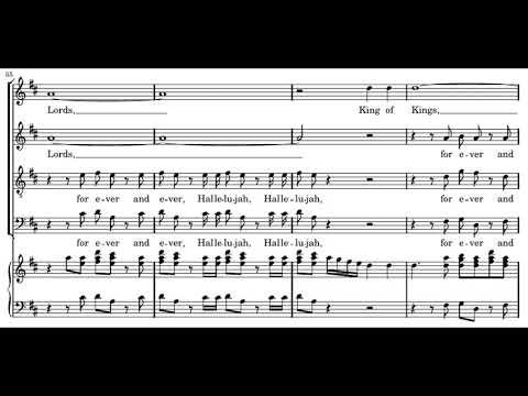 Händel: Messiah - 45. Hallelujah - Gardiner
