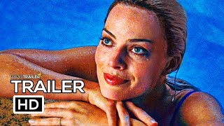 ONCE UPON A TIME IN HOLLYWOOD Official Trailer #2 (2019) Leonardo DiCaprio, Brad Pitt Movie HD