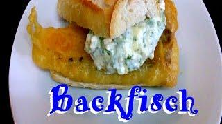 Backfisch wie auf der Kirmes ! Einfach selbst machen !