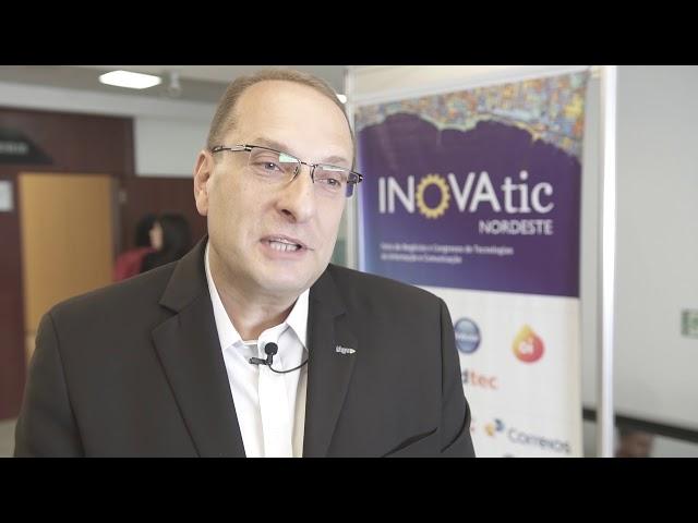 Márcio Estefan - Vice-Presidente de Negócios da Algar Telecom
