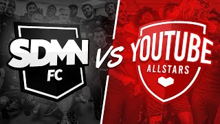 SIDEMEN FC VS YOUTUBE ALLSTARS CHARITY MATCH 2018 LIVESTREAM thumbnail