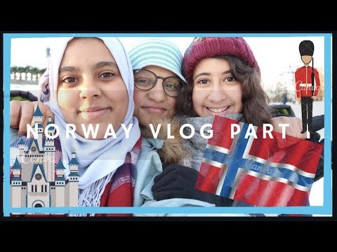 OSLO NORWAY PART 1 II ROYAL FAMILY, HIKING AND COSTA?
