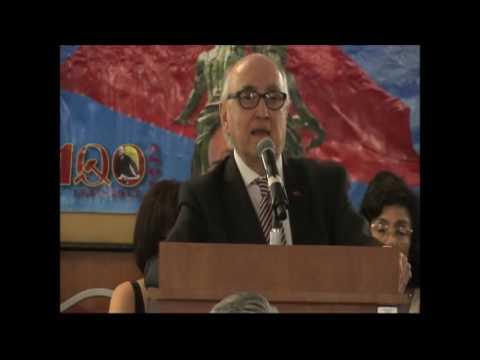 """Alfredo Jalife:""""Hacia el Nuevo Orden Mudial"""" en el XXI Seminario Internacional del PT 2017"""