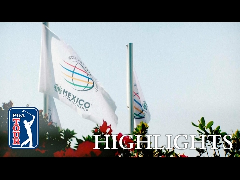 Mexico Championship Round 1 highlights | The world's best making moves