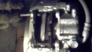 видео Замена задних тормозных колодок на Форд Фокус