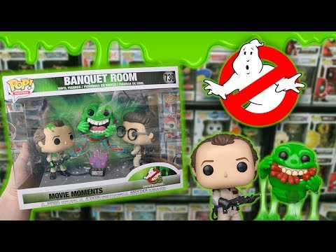 Ghostbusters 35th Anniversary Funko Pop Hunting