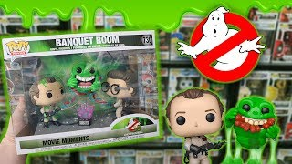 Ghostbusters 35th Anniversary Funko Pop Hunting!