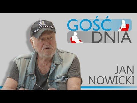Gość Dnia - Jan Nowicki