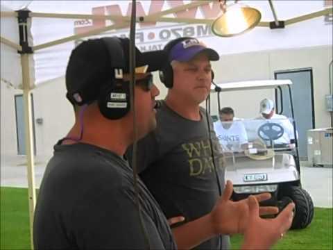 Tom Benson with Bobby Hebert and Deke Bellavia on WWL Radio