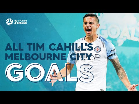 All Of Tim Cahill's A-League Goals For Melbourne City