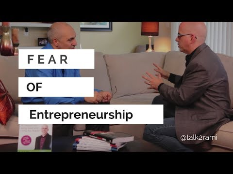 Dr. Joe Serio - Fear of Entrepreneurship