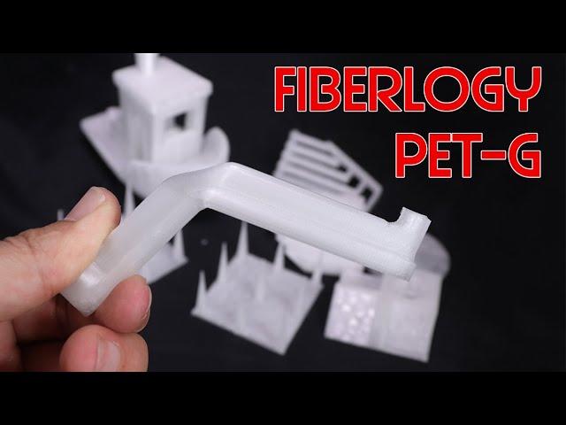Fiberlogy PET-G Review