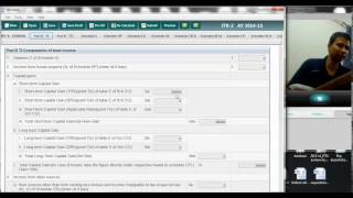 HOW TO FILE TAX RETURN FOR CAPITAL GAIN FROM STOCKS| ITR 2 | AY 2014 15