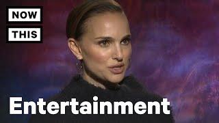 'Annihilation' Stars Gina Rodriguez, Natalie Portman, Tessa Thompson On Women In Film   NowThis thumbnail