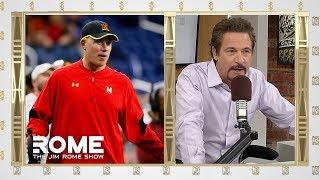 Maryland fires D.J. Durkin | Jim Rome Show