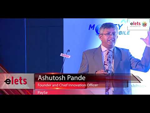 elets FIPS 2015 - Ashutosh Pande, Founder and Chief Innovation Officer, PaySe