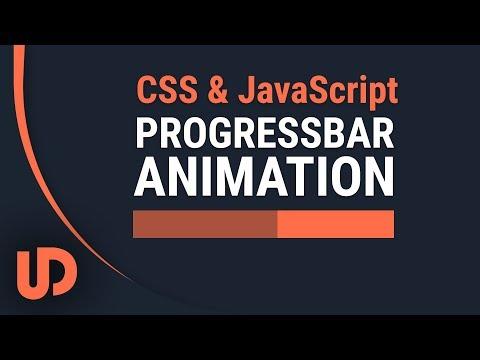 Cool Progressbar Microinteraktion mit CSS3 & JavaScript!