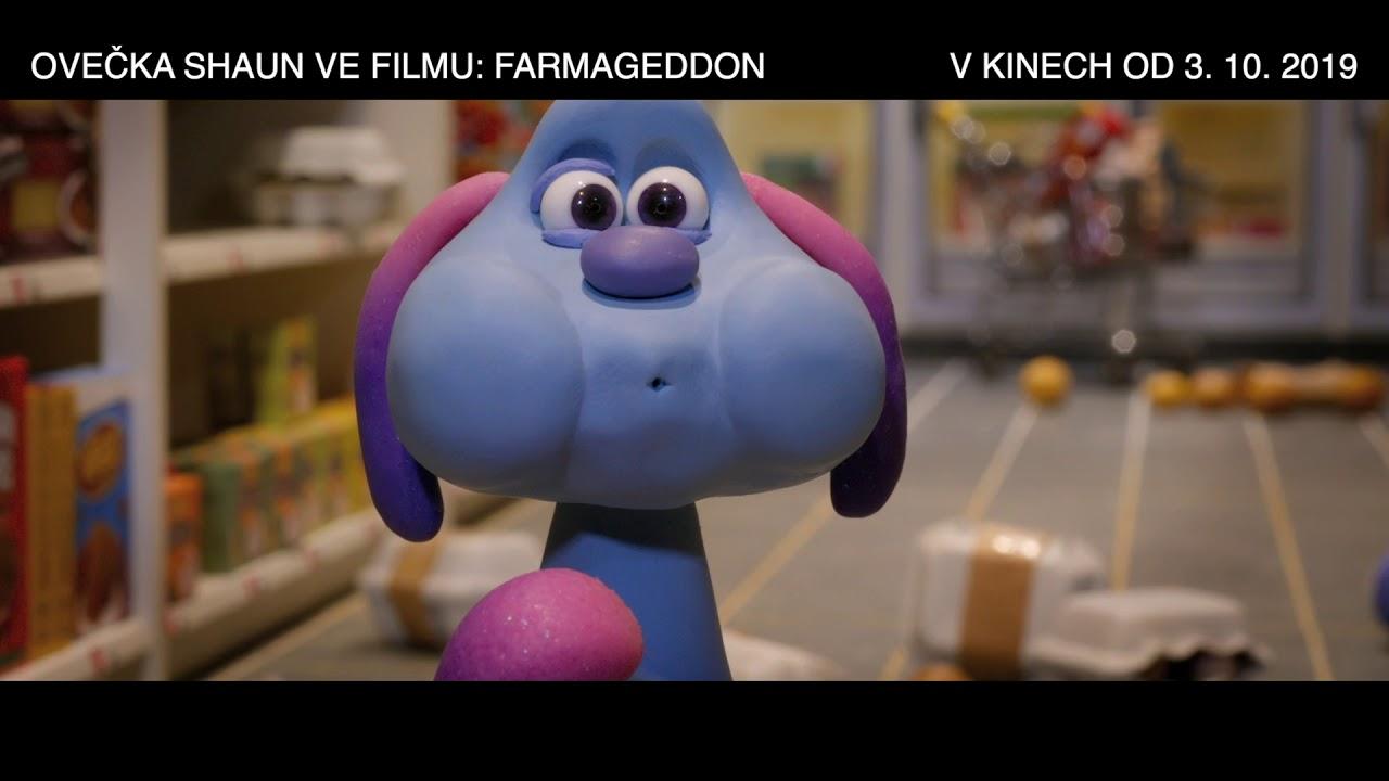 Ovečka Shaun ve filmu: FARMAGEDDON - Videoklip 5