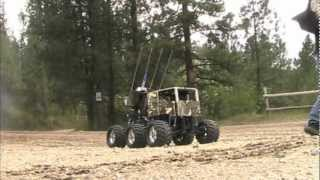 Arduino Rover Rocket Launcher - MINDS-i Robotics