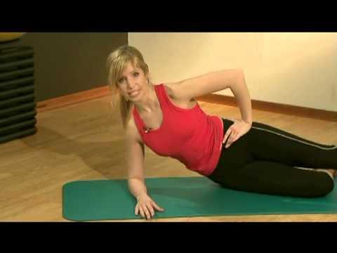 Видео упражнения для похудения жиро-сжигающая тренировка