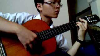 I miss you - guitar solo by Truong Quoc Vi