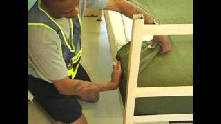 !!MUST SEE!! Survive Basic Training // Learn To Make A Military Bunk !!WOW!!