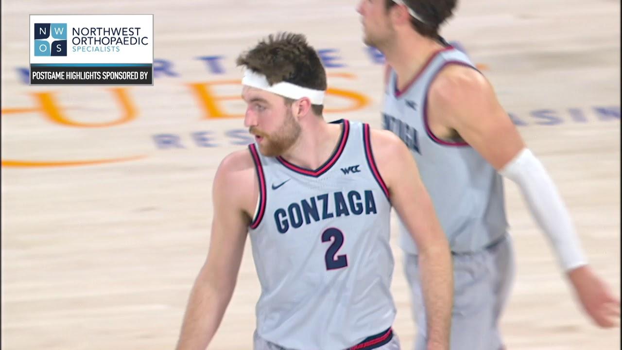 Highlights: Men's Basketball vs. San Diego