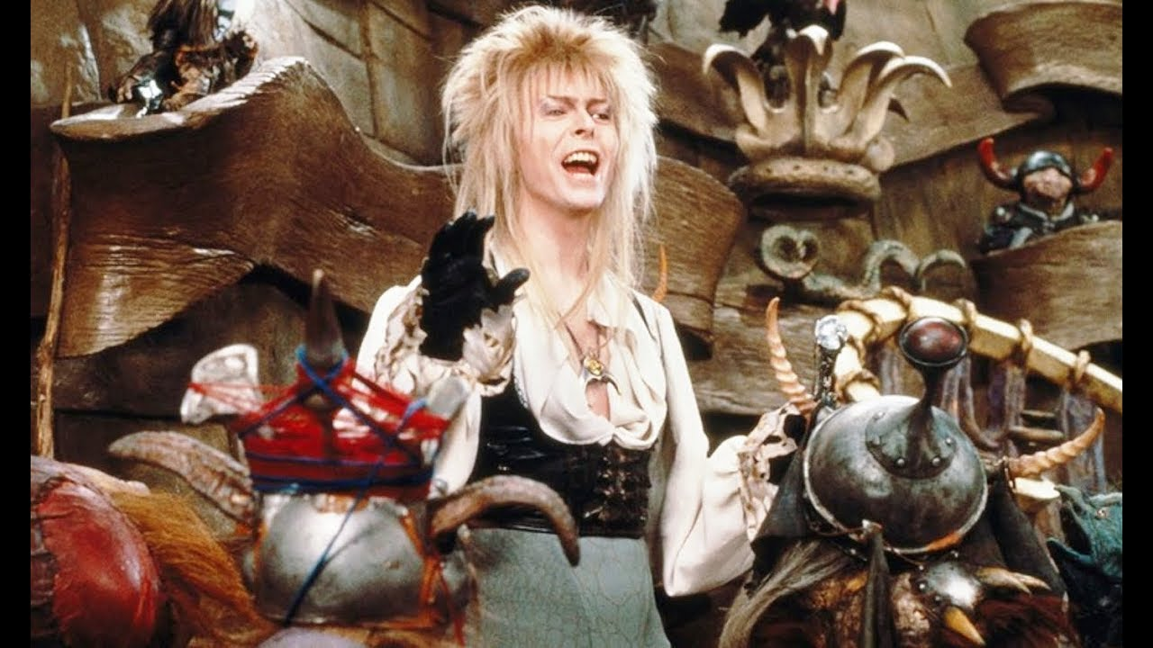 Labyrinth (1986) - David Bowie (the Goblin King) - Dance Magic (HD) -  YouTube