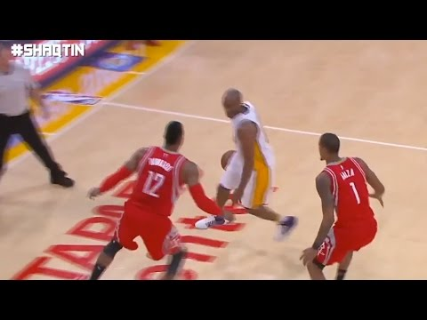 Shaq Shows Kobe Bryant the Ultimate Disrespect
