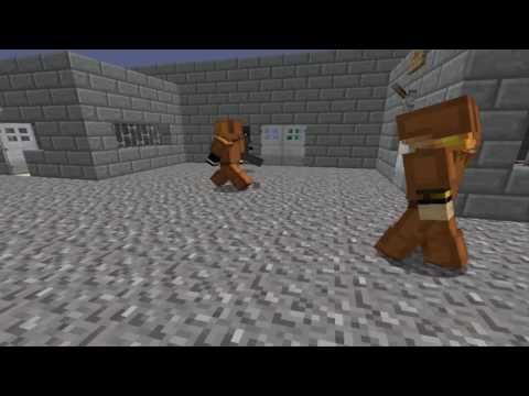 Český Minecraft Film ,,Navždy Vězněm'' 2 [SS/2016]