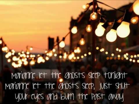 The Start of Something - Voxtrot (lyrics)
