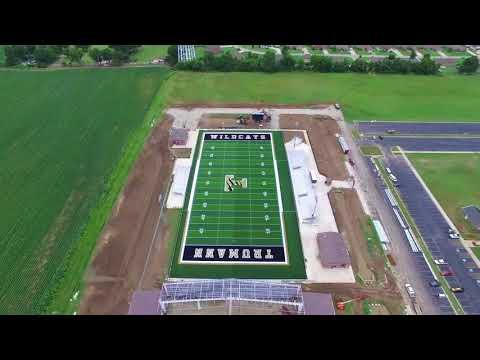 GeoGreen & GeoFlo+ at Trumann High School, AR