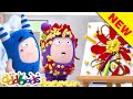 ODDBODS | Chaos In Jeff's Painting Class | New Episode | Cartoons For Kids